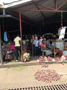 Market at Musanze